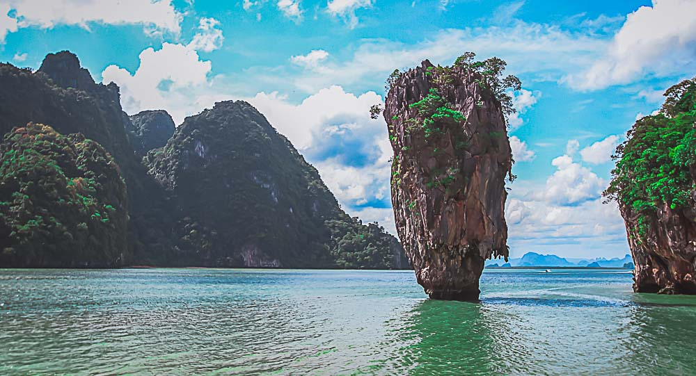 James Bond Island in der Phang Nga Bay