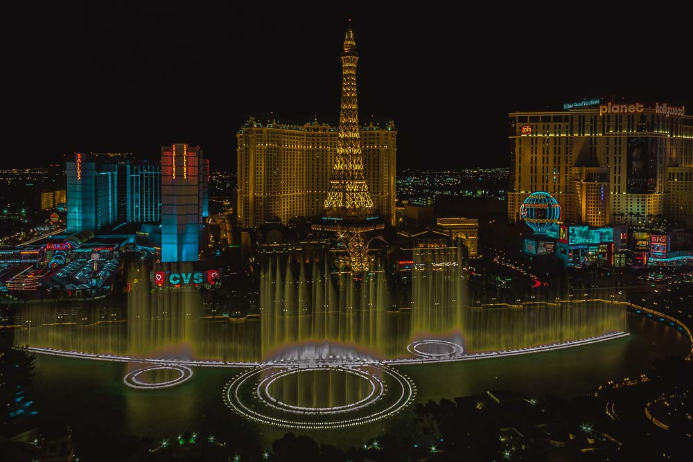 Casinos in Las Vegas in den USA