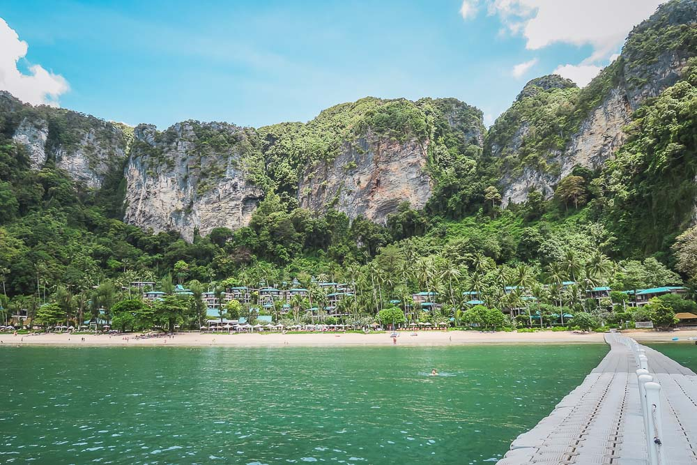 All Inclusive Hotel in Ao Nang in Thailand