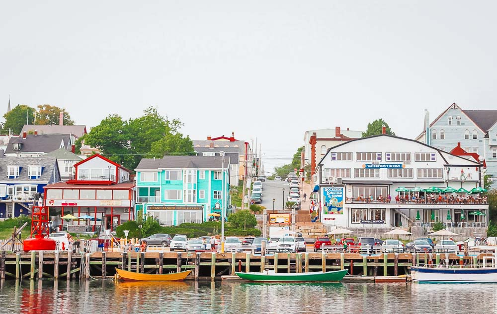 Lunenburg in Kanada