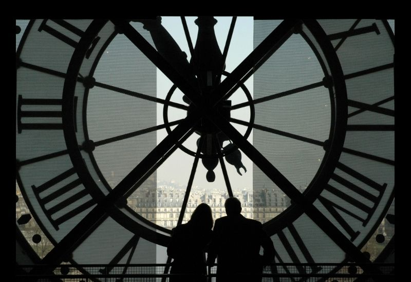 Musee d Orsay in Frankreich